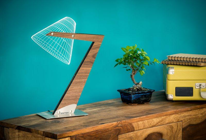 Flatpack 3D Lamps