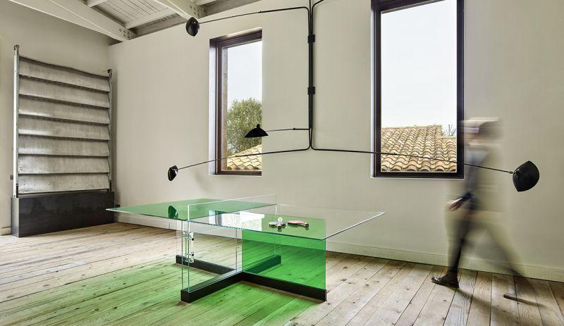 Designer Table Tennis Tables