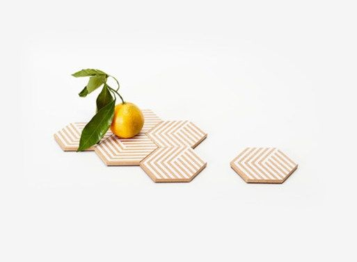 Tiled Coaster Puzzles