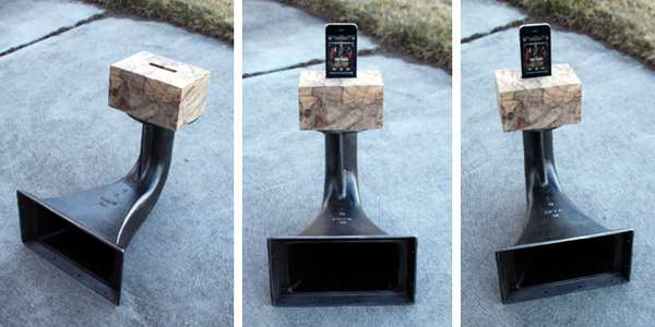 Stand-Alone Speaker Docks