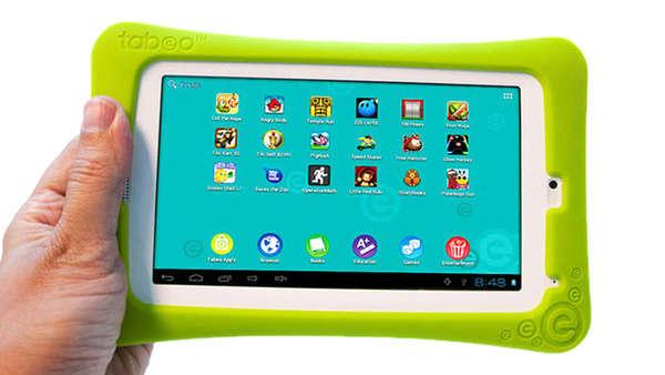 Toddler-Targeted Tablets