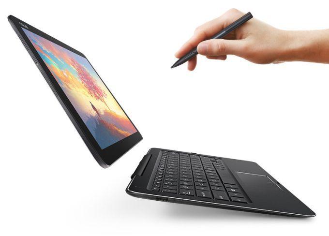 Transforming Tablet Laptops