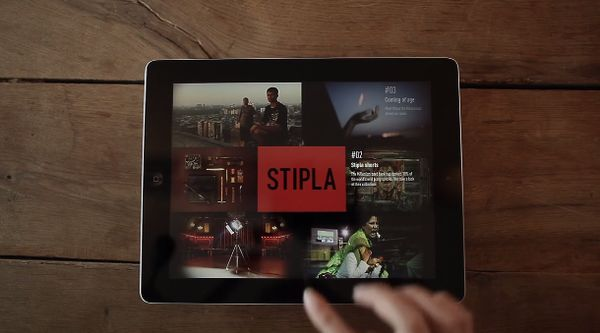 Immersive Tablet Magazines
