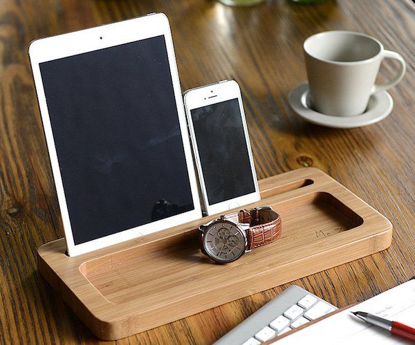 Eco-Friendly Device Cradles