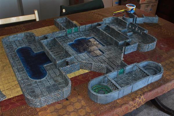 3D-Printed Tabletop Games