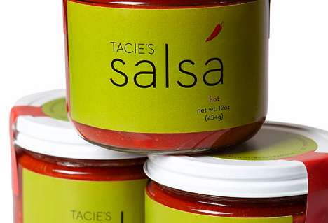 Tacie s Kitchen Branding