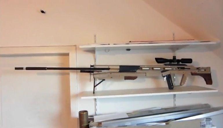 Push Pin Rifles
