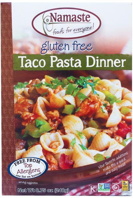 Taco-Inspired Pastas : taco pasta