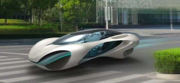 Stone-Inspired Autos
