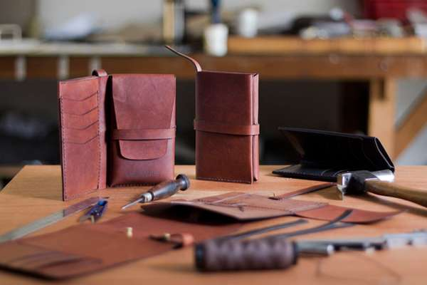 Luxurious Aussie Leather Goods