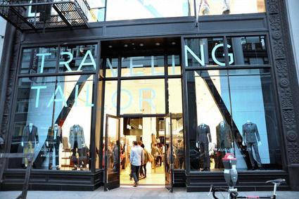Pop-Up Tailor Shops