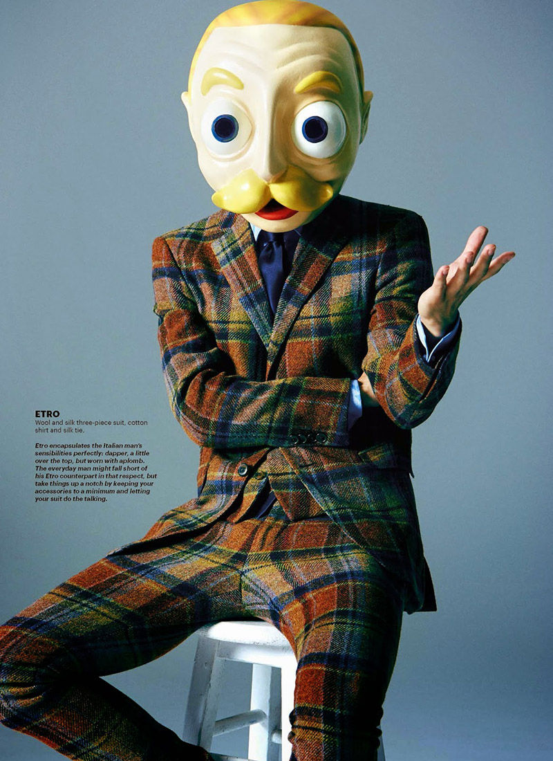 Dapperly Disguised Editorials