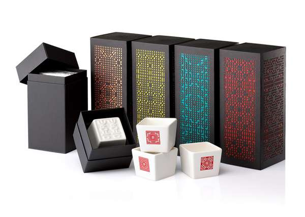 Taiwan Centennial Blessing Tea Gift Set