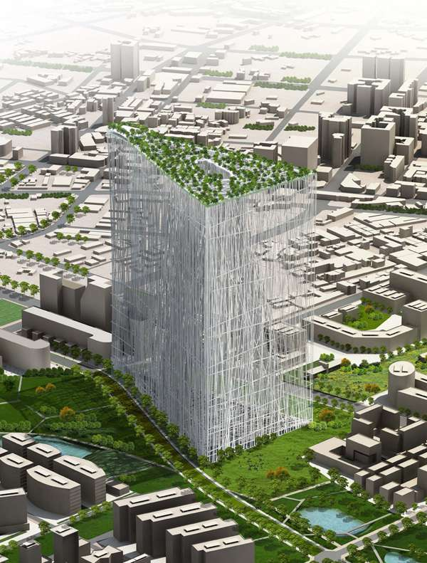 Taiwan Tower Competition