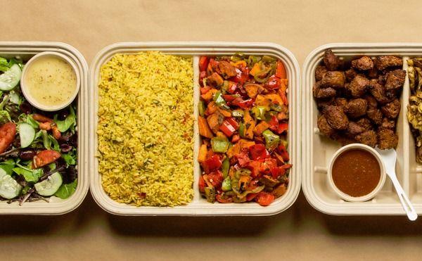 Take-Home Mediterranean Meals