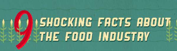 take part food industry infograph