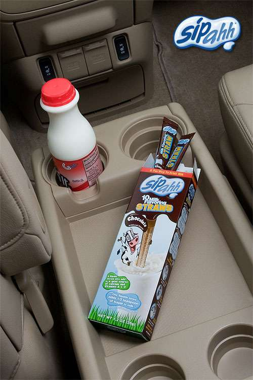 DIY Chocolate Milk