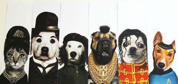Iconic Pet Notepads