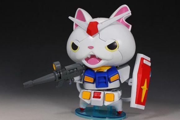 Fanmade Anime Figurines