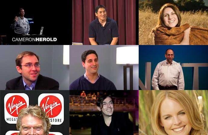 100 Talks on Entrepreneurship
