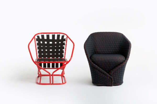 Cleverly Cloaked Chairs