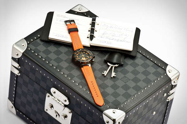 Trunk-Bound Time Pieces