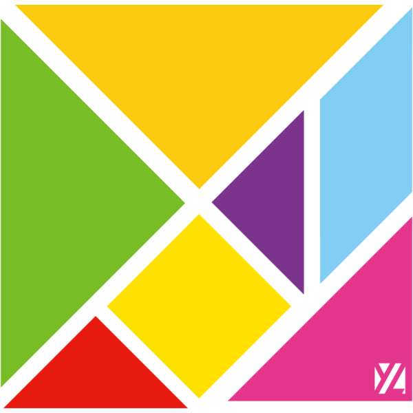 Tangrams for teachers from Walls360