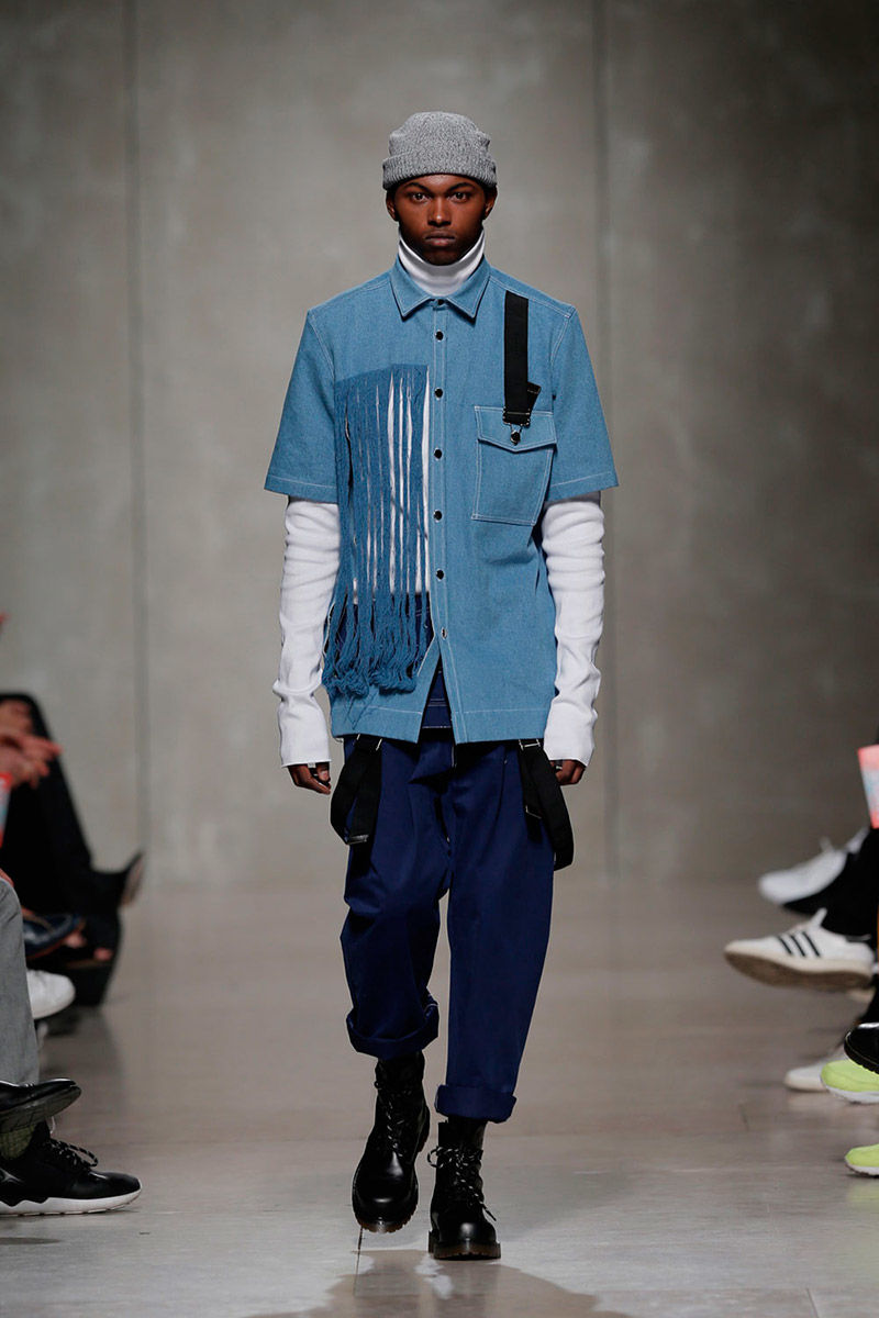 Experimental Denim Runways