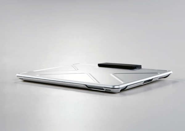 Aluminum Tablet Protectors