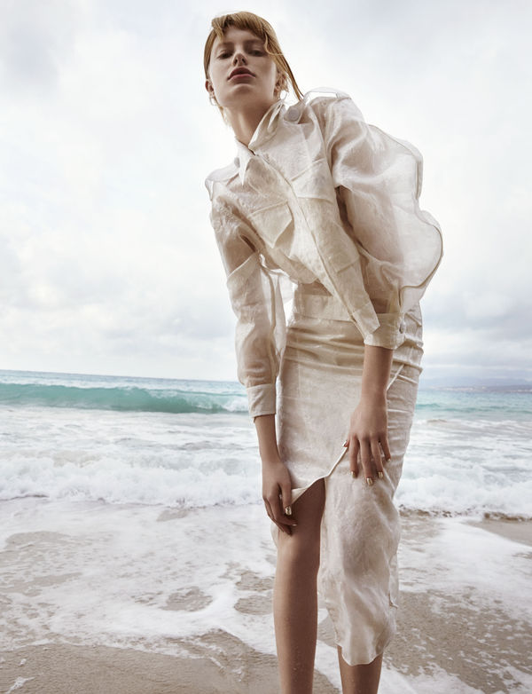 Watery Windswept Editorials