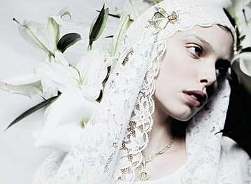 Angelic White Veils