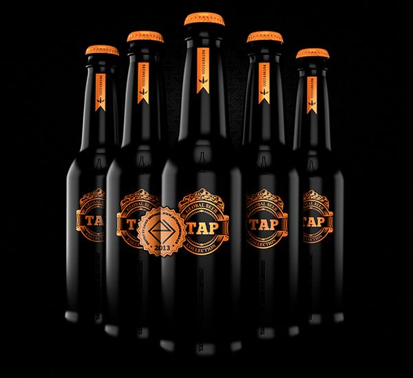 Royal Crest Beer Packaging