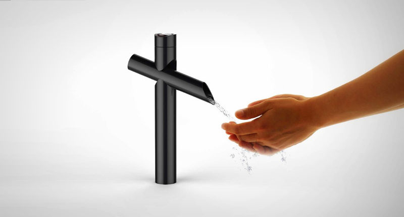Intuitive Tipping Faucets