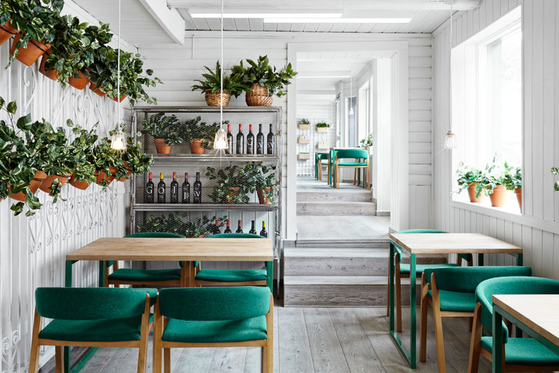 Nordic Tapas Eateries