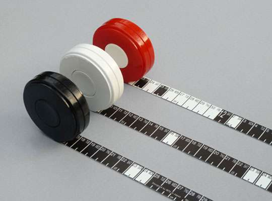 Tape Measure Calender 2012