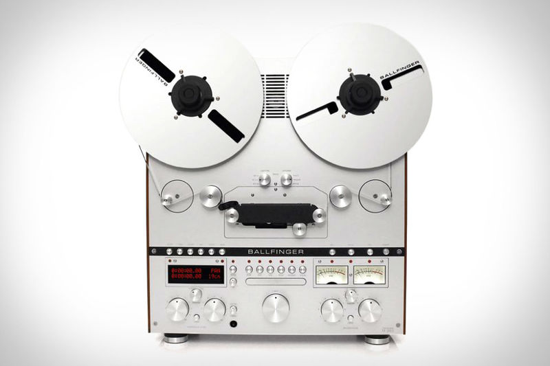Esoteric Tape Players