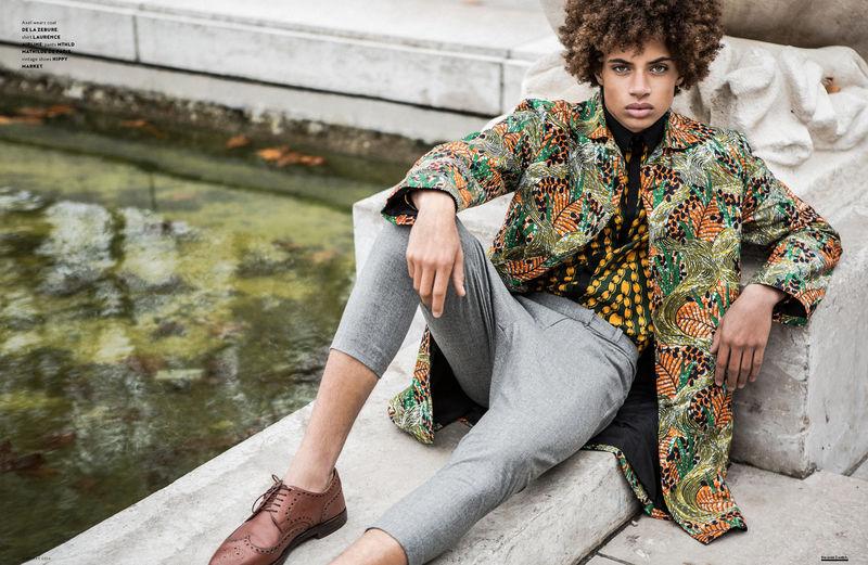 Flamboyant Gentleman Fashion