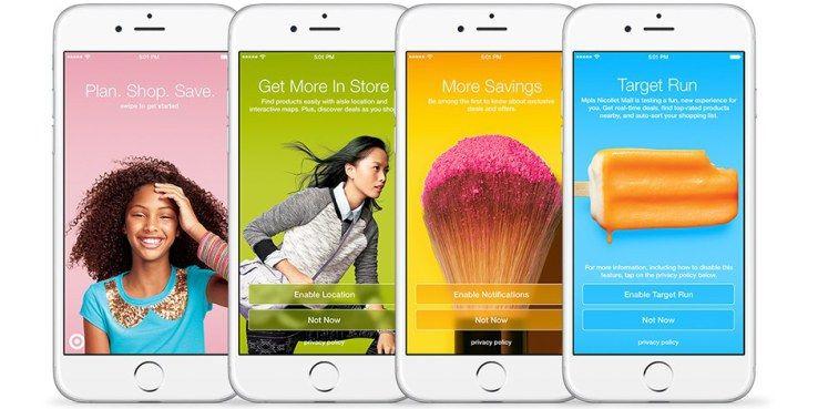 Supermarket Beacon Apps