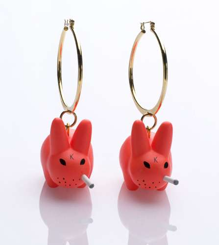 Smokin Bunny Accessories