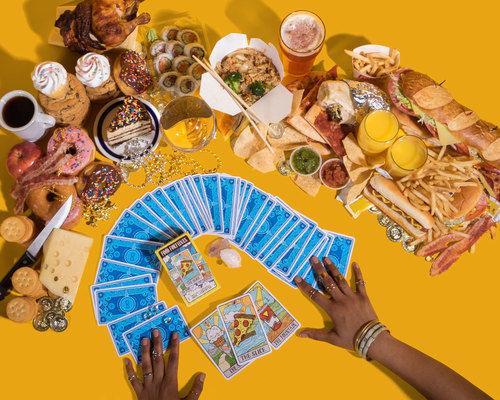 Mystical Food Fortunes