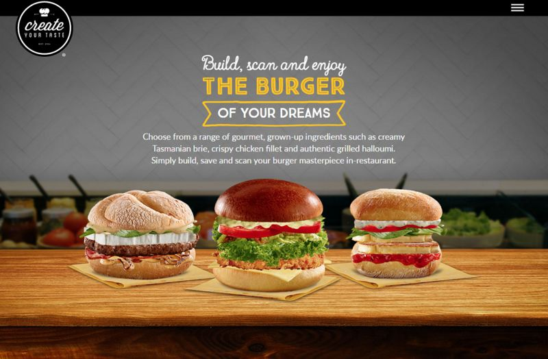 Grown-Up Burger Toppings