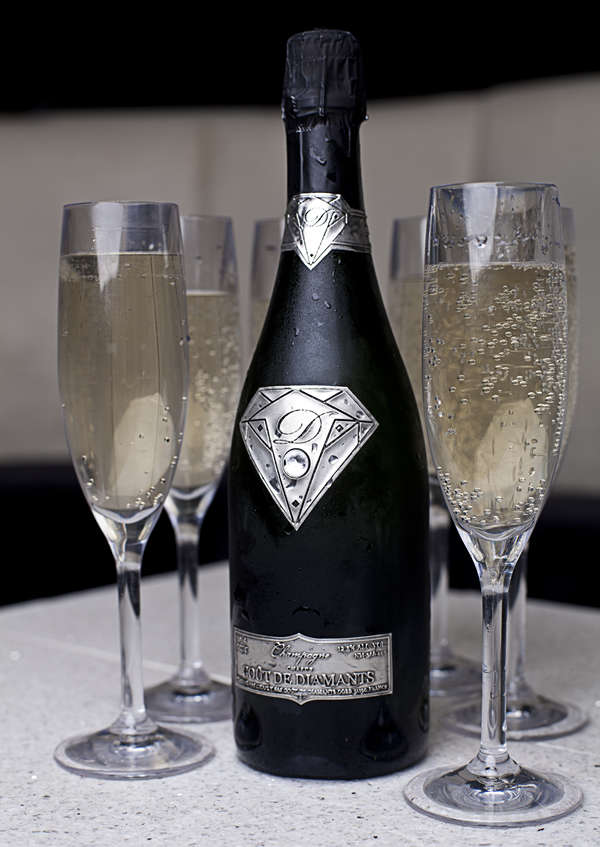 $1.8 Million Champagne