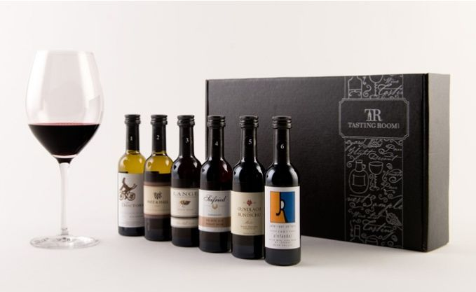 Personalized Wine Sampling Subscriptions