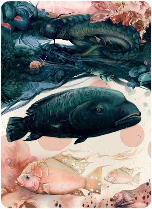Fantastical Aquatic Artistry