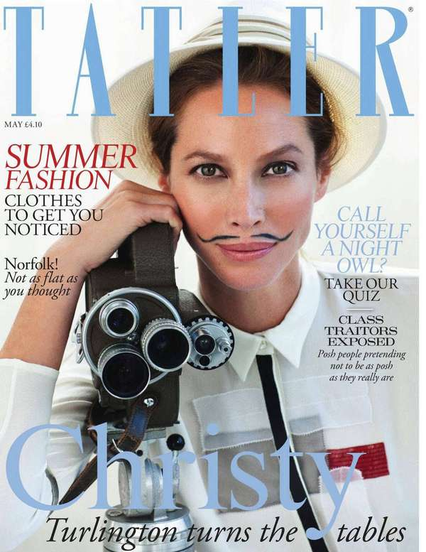 tatler magazine uk may 2012