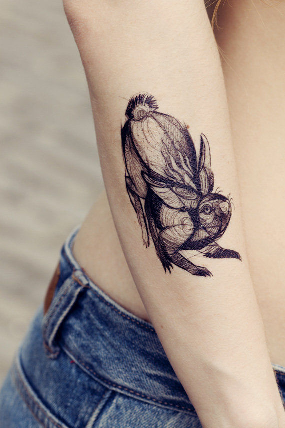 Famous Temporary Tattoos