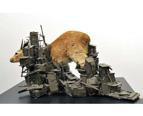 100 Terrifying Taxidermy Obsessions