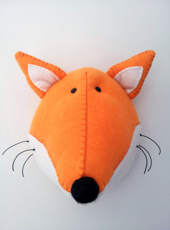 Adorable Faux Taxidermy