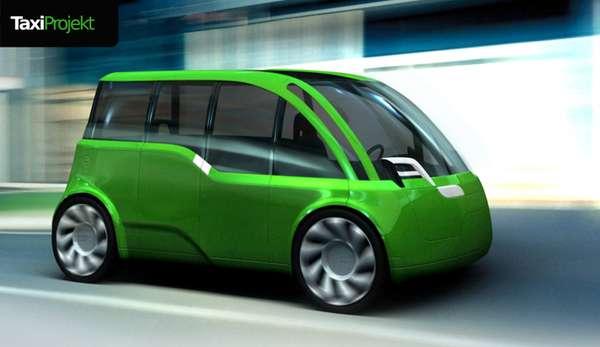 Lush Viridescent Vehicles