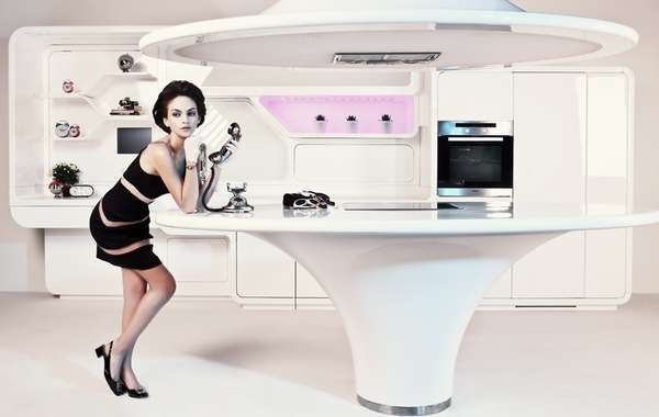 Jetsons-Inspired Advertorials